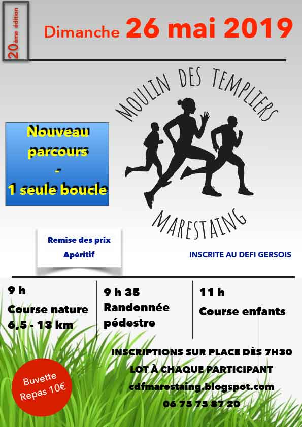 marestaing 2019 affiche