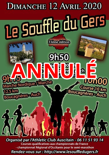 affiche souffle 2020 annule